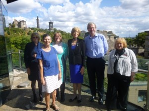 Lord Mayor Visit 1