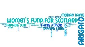 Womens Fund Mixed Logo