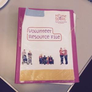Home-Start Volunteer Training Book