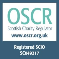 OSCR registration logo
