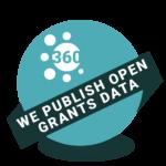 open grants data badge